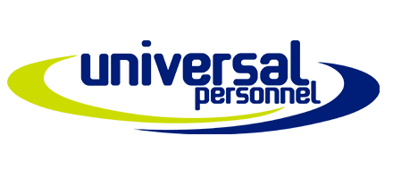 Universal Personnel Website Logo